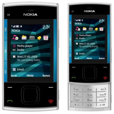 nokia X3 Nuevo Nokia X3 Con Capacidad De Hasta 16GB