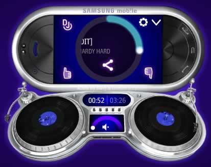 radio online samsung dj Radio online, Samsung Beat edition