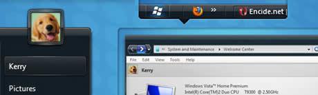 Temas vista, 20 excelentes temas para windows - temas-vista-clear-screen-round