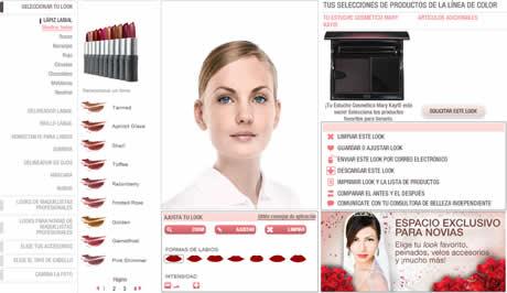 cambio de look Cambio de look online con MaryKay