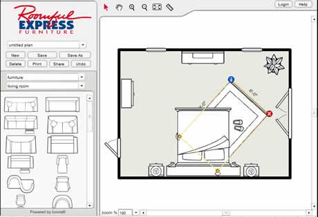 disenar cuartos Diseño de interiores con Icovia Space Planner