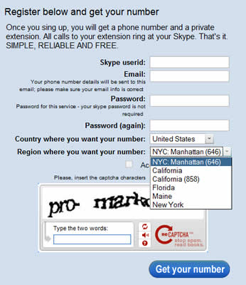 Obtener un numero de telefono en Mexico, Estados unidos, España y otros paises gratis con Ring2Skype - telefono-estados-unidos