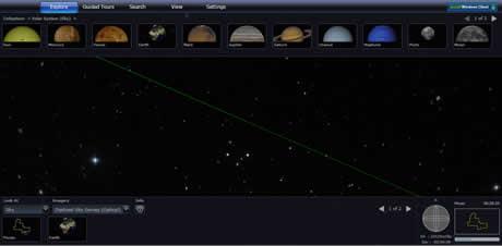 Telescopio virtual, WorldWide Telescope - telescopio-virtual-microsoft