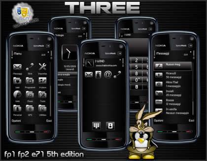 Temas nokia N97, +10 excelentes temas - temas-nokia-symbian-5th-three
