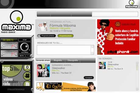 Musica electronica, escuchala en MaximaFM - musica-electonica-musica-dance