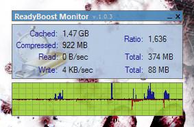 Monitorea el ReadyBoost de Windows - readyboost