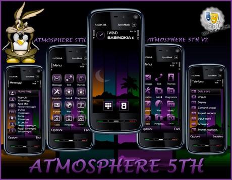 Temas nokia 5530, Atmosphere 5th - temas-nokia-5530