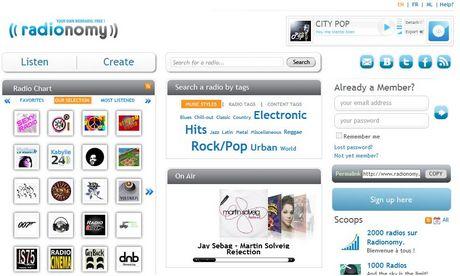 Radio online, crea tu radio en Radionomy - crear-radio-online