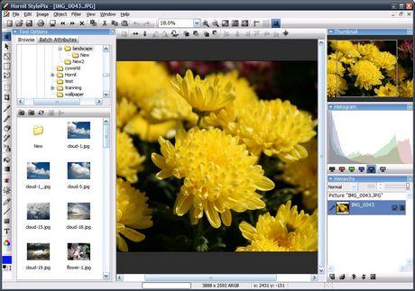 Editor de fotos, Stylepix - editor-de-fotos