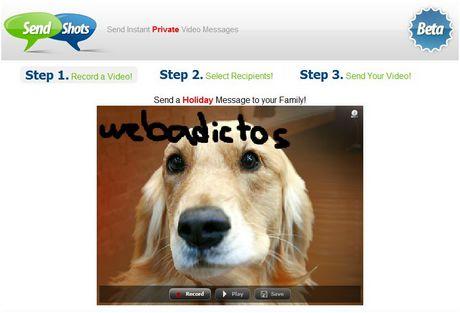 Felicitaciones de navidad en video con SendShots.com - felicitaciones-navidad-videos