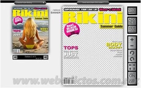 Crea portadas de revistas con MagCover.com - portadas-de-revistas