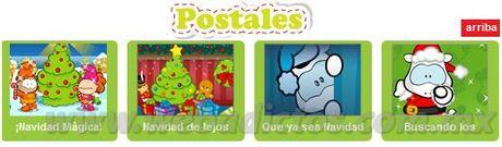postales navidad gusanito Postales de navidad, varios sitios