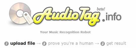 Obtener informacion de musica con AudioTag.info - identificar-canciones