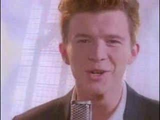 El video original del famoso Rickroll'd ha sido borrado de Youtube - 271600819