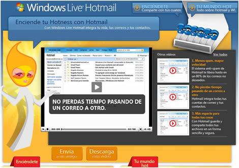 Enciende tu hotness con Hotmail - enciende-tu-hotness-hotmail