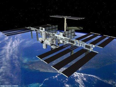 Internet hasta en el espacio - estacion-espacial-internacional