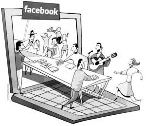 ¿Facebook y Twitter, causantes de malas calificaciones? ¡No! - facebook_aplicaciones-300x258