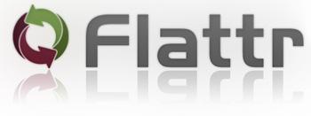 Flattr, micropagos por Internet por contenidos - flattr