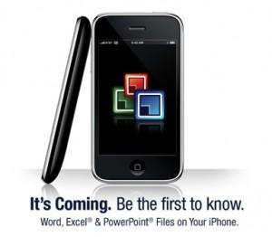 Documents to Go, la mejor aplicación ejecutiva para el iPhone - iphone_docs2go_soon-300x262