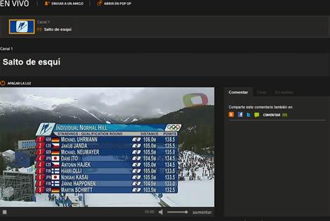 Olimpiadas Vancouver 2010 en vivo - olimpiadas-invierno-online