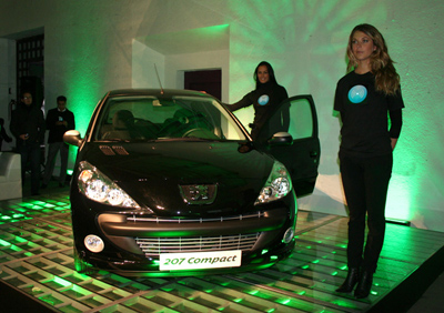 Peugeot saca el primer auto con Internet en México - peugeot-internet