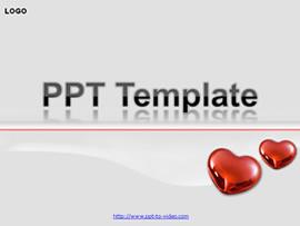 templates powerpoint dia del amor Plantillas powerpoint de san valentin