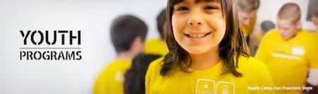 """Apple lanza las jornadas de juventud en las Apple Stores llamado """"Youth Programs"""" - Apple_Youth_Programs"""