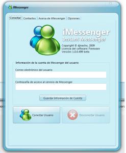 Un MSN Messenger Portable mas ligero llamado iMessenger - Captura-de-pantalla-2010-03-03-a-las-00.56.45-247x300