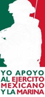 apoyo ejercito mexicano El ejército mexicano llega a casi 5 mil seguidores en Facebook