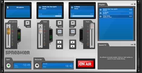 Crear radio en linea y podcasts con Spreaker - crear-radio-internet-gratis