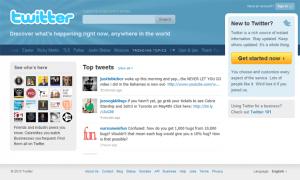 Twitter renueva su interfaz del Home con una sección de negocios - image196-300x180