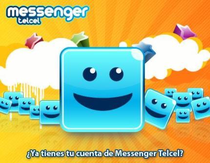 Messenger Telcel - messenger-telcel