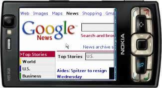 navegador moviles Navegador para celulares, TeaShark