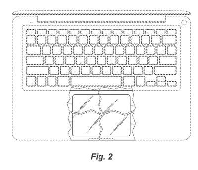 Apple se apodera de las patentes del diseño Unibody - patentunibody