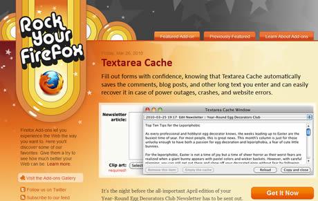 personalizar firefox RockYourFirefox.com, addons recomendados para Firefox