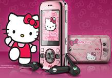 Sony ericsson W395 edición Hello Kitty - sony-ericsson-hello-kitty