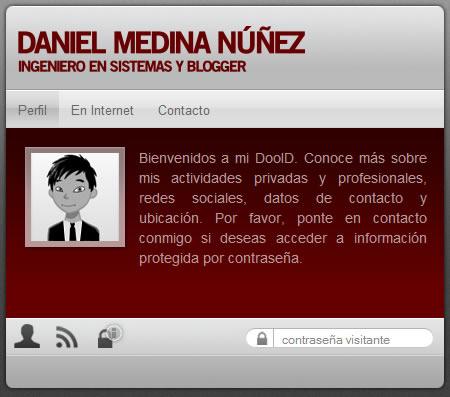 Tarjetas de presentacion virtuales con DooID - tarjetas-presentacion-digital