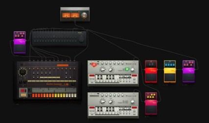Audiotool, un estudio de edición musical en la web - 4EEDx580y1000