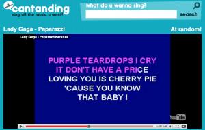 Captura de pantalla 2010 04 26 a las 13.23.29 300x190 Karaoke online, cantanding