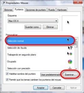 Como cambiar tu cursor, o puntero del ratón (mouse) - Como-cambiar-punteros-de-mouse-3