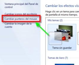 Como cambiar tu cursor, o puntero del ratón (mouse) - Como-cambiar-punteros-de-mouse