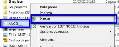 Como instalar fuentes 1 Como instalar nuevas fuentes o letras en Windows