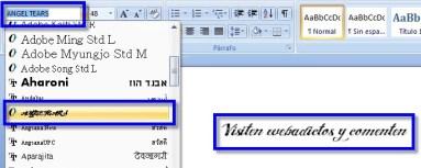 Como instalar nuevas fuentes o letras en Windows - Como-instalar-fuentes-2
