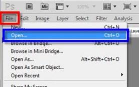 Como desaparecer cosas en imágenes con Content-Aware Fill en Photoshop CS5 - Photoshop