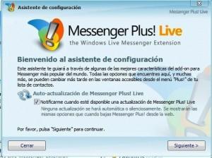 Cómo instalar Messenger Plus (MSN Plus) - Ventana-plus-1-300x224
