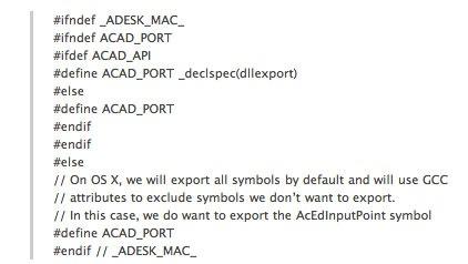 AutoCAD para Mac se aproxima - autocad