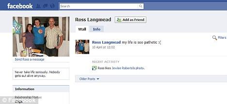 Suicidio de usuario de Facebook - fbsuicide
