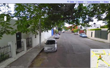 Google street view agrega más de 150 ciudades de México - google-street-view-mexico