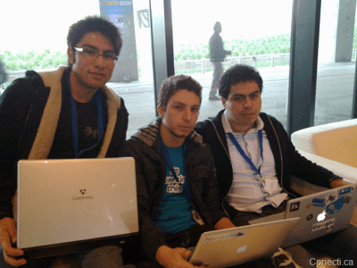 Mexicanos en Campus Party Europa - mexicanos-en-campus-party-europa