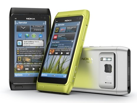 nokia n8 10 Nokia N8, el nuevo smartphone de Nokia